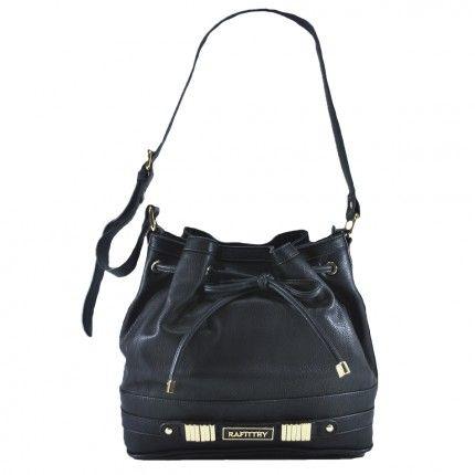 Bolsa Saco Rafitthy - 22.51101 | Loja Vivi Tonin Online - Preto / Black  Moda 2015 | Bolsas da moda em 2015