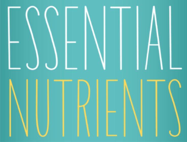 12 θρεπτικά συστατικά που οι γυναίκες χρειάζονται περισσότερο