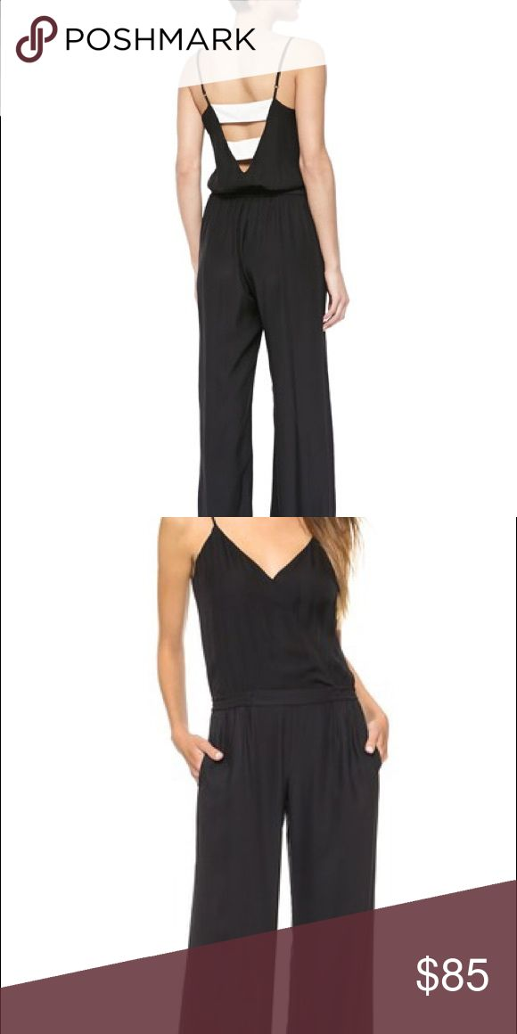 Parker NY jumpsuit When pure elegance and comfort unite, you get this amazing Parker NY jumpsuit. Item is new with tags and ready to be worn for a night out in the town! 😍 Parker Other