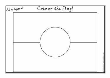 Australian flags colouring sheets (SB3680) - SparkleBox