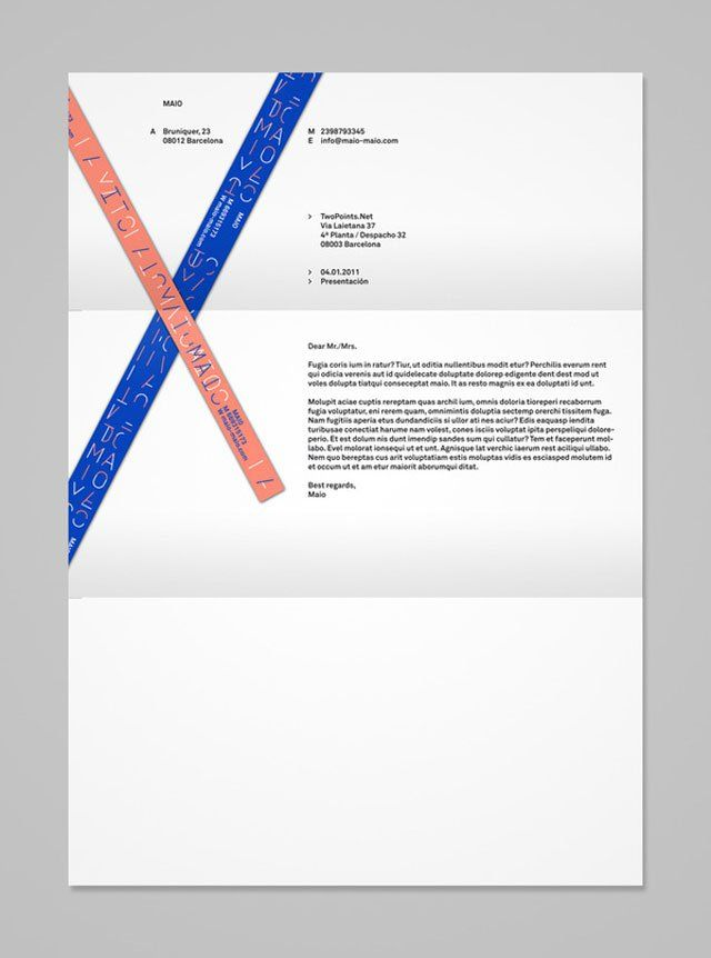 The  Best Professional Letterhead Ideas On