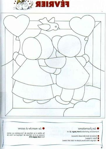 MAGIC LOISIR (Patchwork sin aguja) - Laura Lunansky - Álbumes web de Picasa