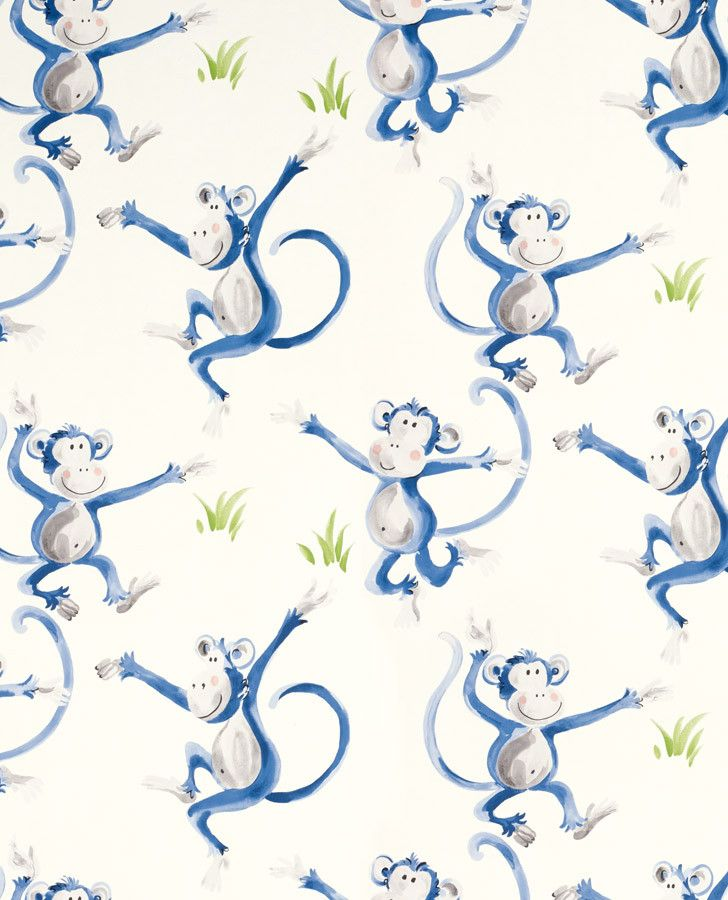 Cheeky Monkey Wallpaper