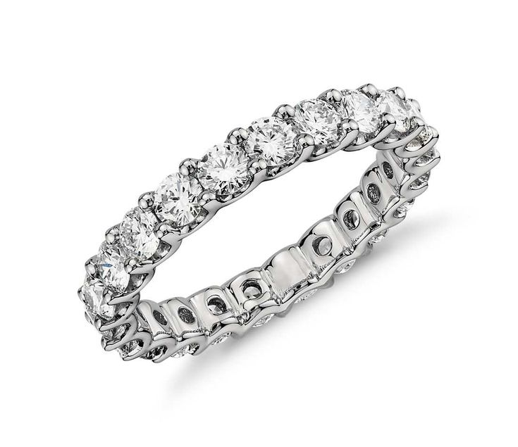 25+ Best Ideas About Diamond Eternity Rings On Pinterest