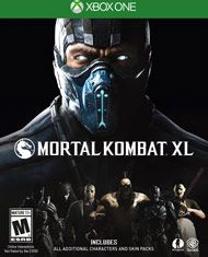 One of the best-selling titles of 2015 has gone XL! Komplete The Mortal Kombat X Experience with new and existing content. Includes main game, and new playable characters Alien, Leatherface, Triborg, and Bo'Rai Cho. Previously released playable characters include Predator, Jason Voorhees, Tremor, Tanya, and Goro. Also includes new skins pack Apocalypse Pack and all previously released skins packs.