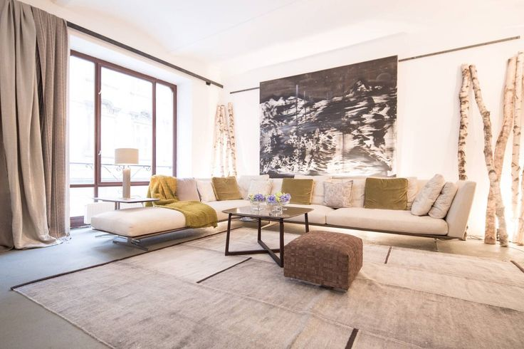 Luoghi rug - design Deanna Comellini for G.T.Design - Wohnsalon Schwertgasse Wien