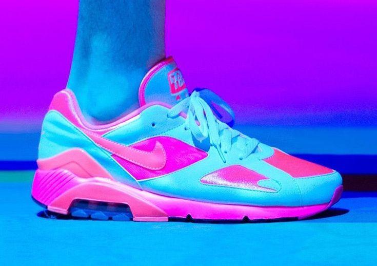 CDG x Nike Air Max 180