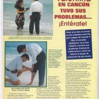 La grabación de Valentina en Cancún tuvo sus problemas... ¡Entérate! Revista TVyNovelas. #Valentina20 #VeronicaCastro #ReinaDeTelenovelas