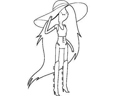31 best images about cause it 39 s free on pinterest zoo for Marceline coloring pages