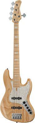 Marcus Miller V7 Swamp Ash-5 NT (530€)