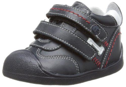 Cuquito Cuquito Toddler Crawling Sneaker – Zapatos primeros pasos de cuero para niño