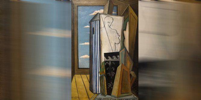 Béziers : vol d'un tableau de Giorgio de Chirico dans un musée