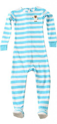 Little Keeper Sleeper Baby Long Sleeve With Footies Zippered Back Inescapable Pajamas 18-24mo Turquoise Little Keeper Sleeper http://www.amazon.com/dp/B00IS380QM/ref=cm_sw_r_pi_dp_mkWpub12Q28YZ