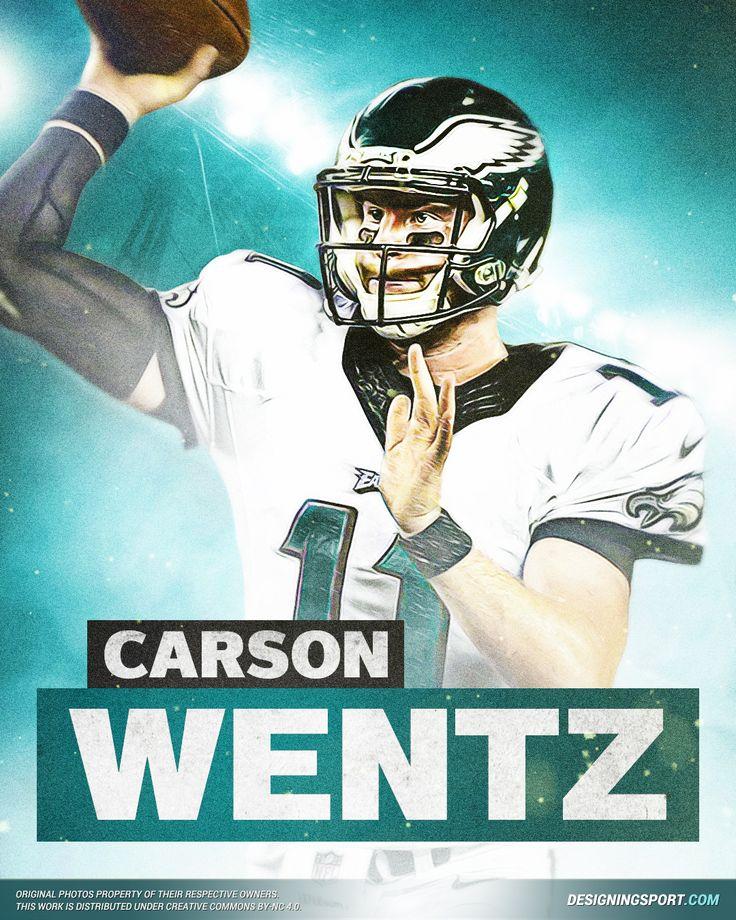 Designing Sport — Carson Wentz, Philadelphia Eagles