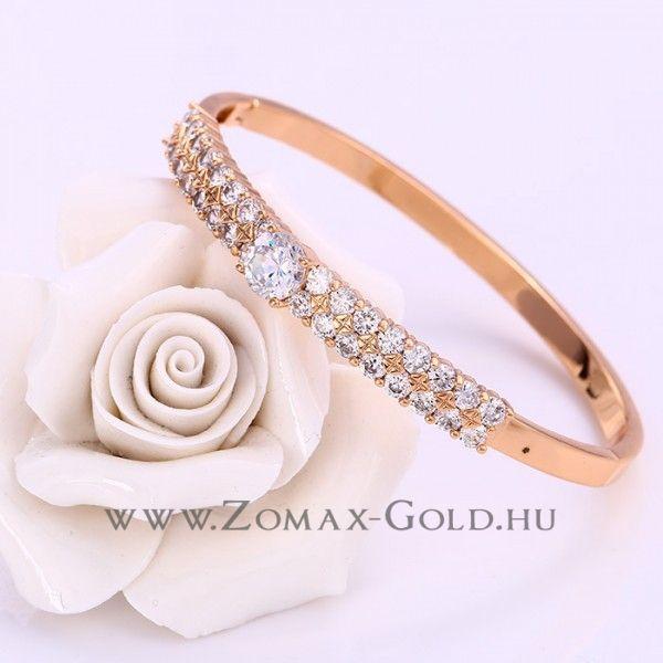 Seherezade karkötö - Zomax Gold divatékszer www.zomax-gold.hu