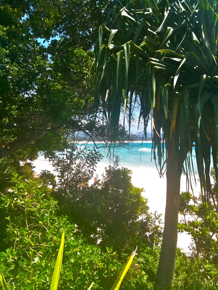 My Oasis - The Pass, Byron Bay 2011