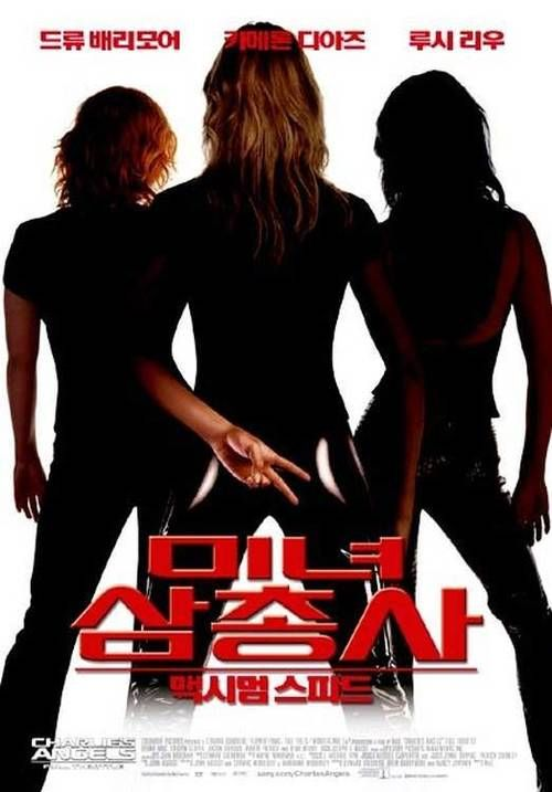 Watch Charlie's Angels: Full Throttle Full-Movie