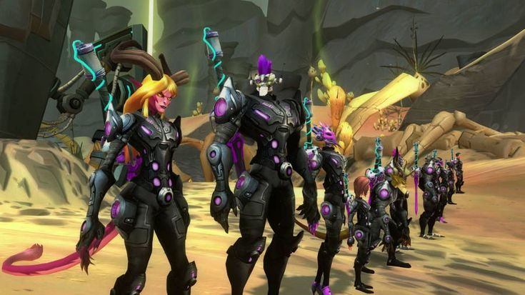 MMORPG Wildstar Adopts The Free-To-Play Model http://www.ubergizmo.com/2015/05/wildstar-goes-free-to-play/