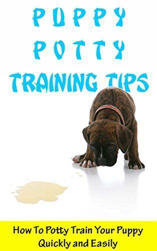 Puppy Potty Training Tips: How To Potty Train Your Puppy Quickly and Easily #puppytrainingpotty
