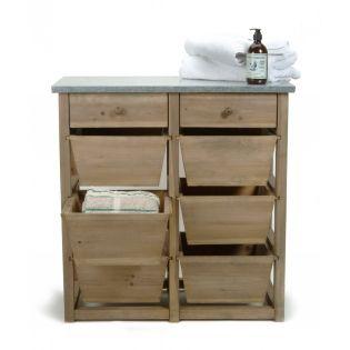 Aldsworth Drawer and Storage Cupboard