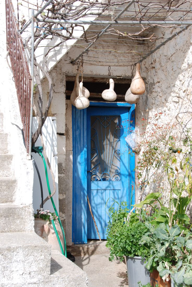 Door on Pefki