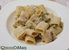 Pasta alla boscaiola ricetta pasta con salsiccia e funghi il chicco di mais