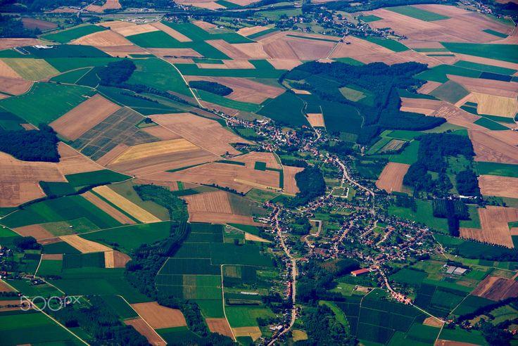 Overflying Belgium - null