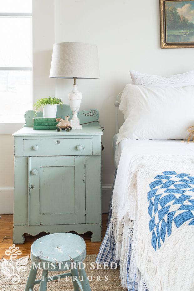 Miss Mustard Seed | Styling A Little Girlu0027s Bedroom. Coastal ...