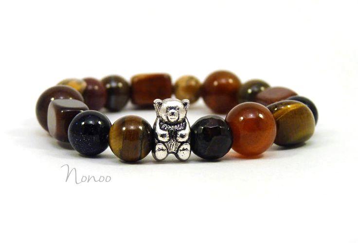 Mixed gemstone bracelet.  #niaásvány #niaékszer