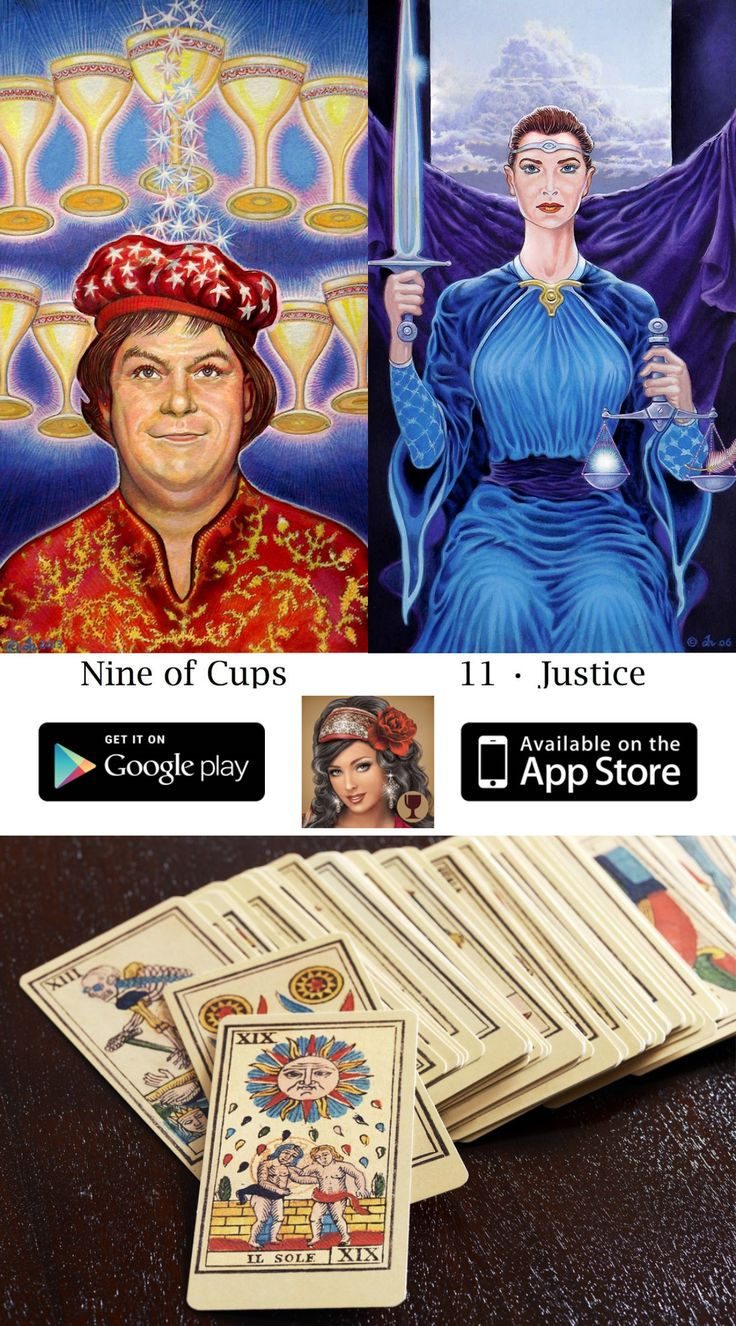 Install the free application on your phone or tablet and relish tarot cards prediction, tarot card meanings and free psychic reading, free horoscopes and tarot and traditional tarot cards.