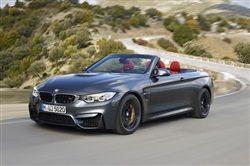BMW onthult M4 Cabrio