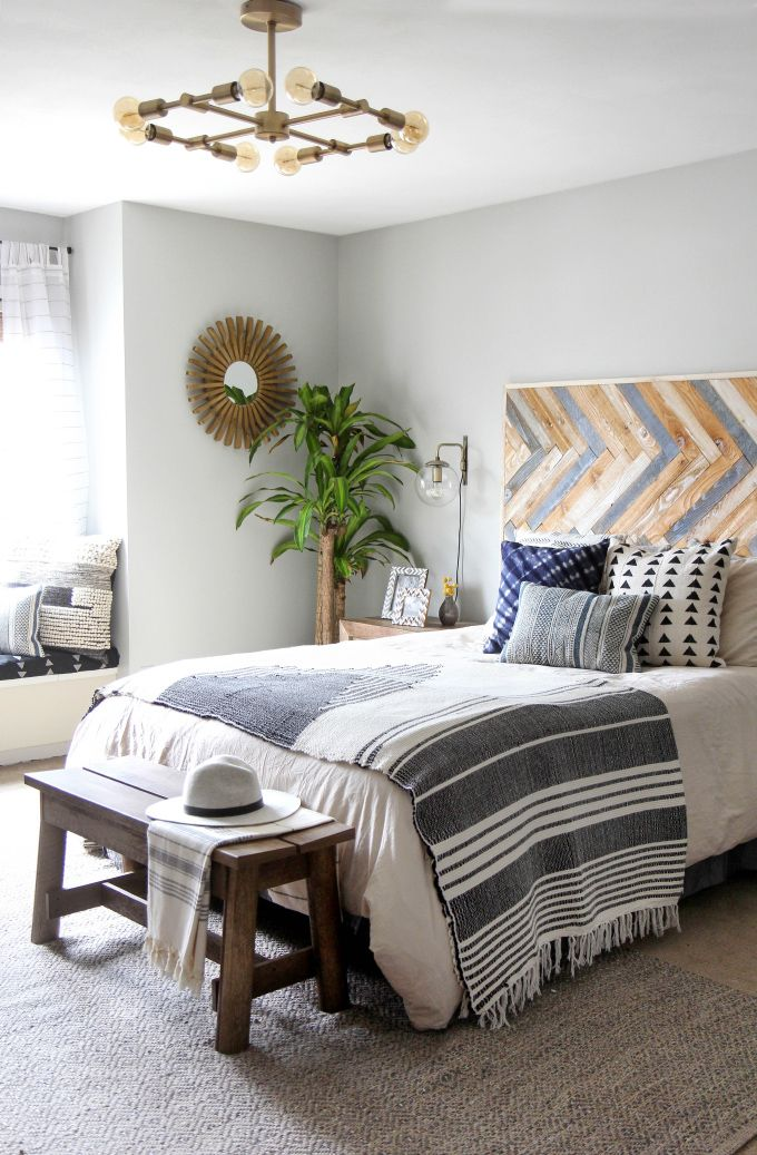 I SPY DIY DESIGN Bedroom Makeover