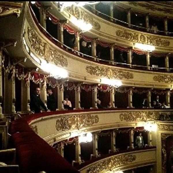Teatro alla Scala - The beautiful Opera house of #Milan