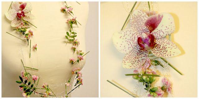 Blomsterdekoratører - Godalen vgs: Blomstersmykker