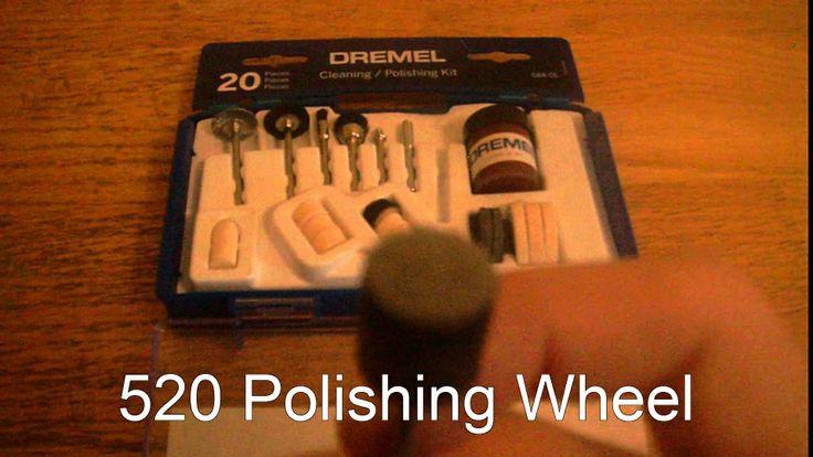 Dremel polishing kit overview