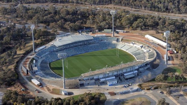ACT government could scrap $350m Civic stadium to build multi-purpose arena in Canberra - The Canberra Times #757Live