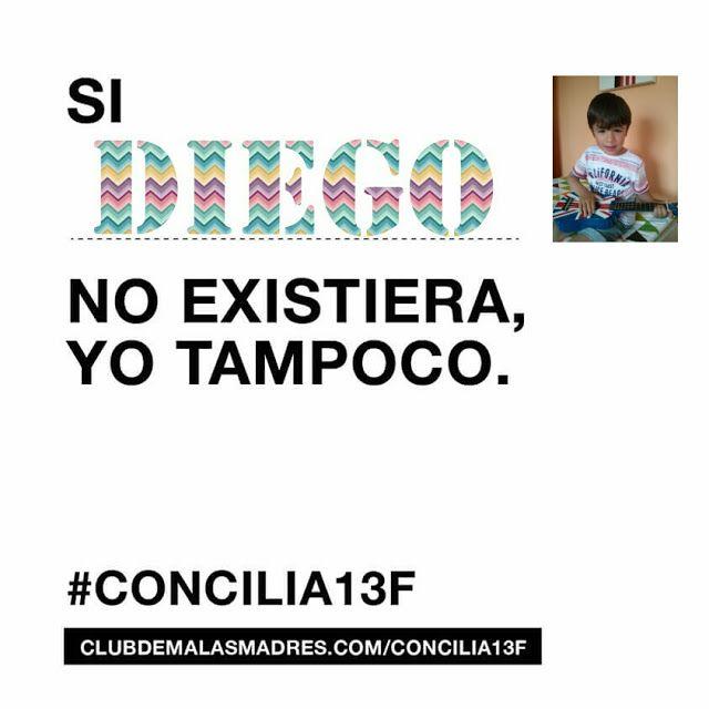 Crochet y demos: Porque reivindicar no es quejarse # CONCILIA13F