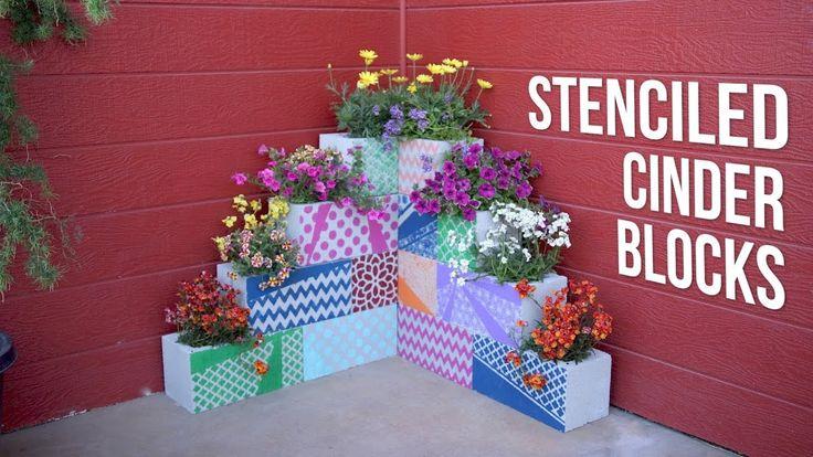 25 Best Ideas About Cinder Block Garden On Pinterest Cinder Blocks Decorative Cinder Blocks