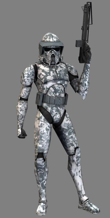 Advanced Recon Force Trooper