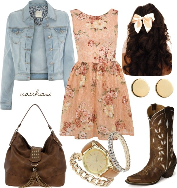 The 25  best Summer country outfits ideas on Pinterest | Country ...
