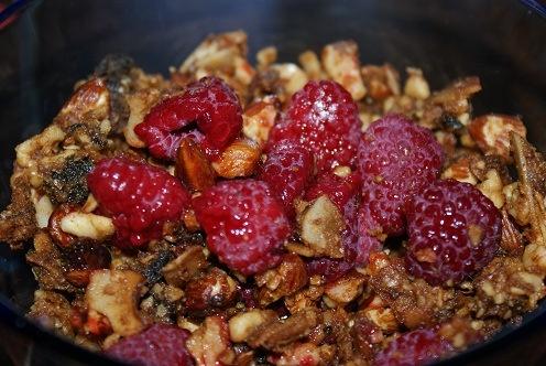 Paleo Muesli - Bentokitchen #breakfast