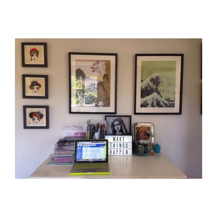 Home office #makethingshappen