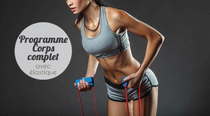 Best 25 elastique musculation ideas on pinterest for Elastique musculation