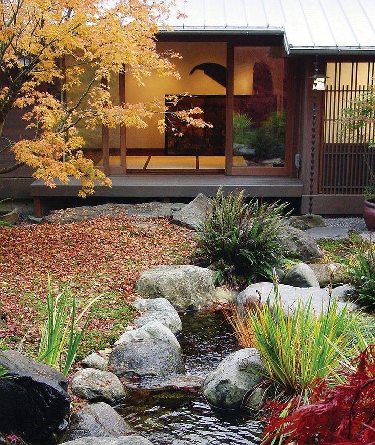 1000 ideas about asian garden on pinterest gardening for Tranquil garden designs