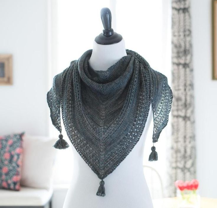 Let your style shine with the Light and Up Shawl Kit! Featuring eyelet-lace edging and ample size, this light-as-air accessory has elegance to spare, and no shortage of ways to wrap yourself up in style. Simply follow your kit pattern to create your own superb shawl using an included skein of Malabrigo Sock, a supremely soft blend of merino wool.