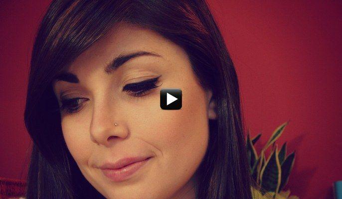 Video/ Beauty Tips: applicare l'eyeliner, ecco il modo più semplice!