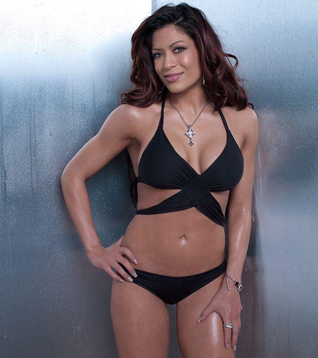 Concurso de bikini Wwe Melina