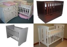 Cot Beds | Baby Cots | Convertible Baby Cots | Baby Furniture in Gauteng