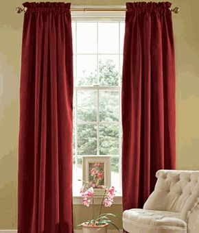 17 Best images about Curtains on Pinterest | Lorraine, Monaco and ...