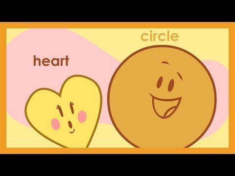 """""""The Shapes Song"""" by ABCmouse.com - YouTube"""